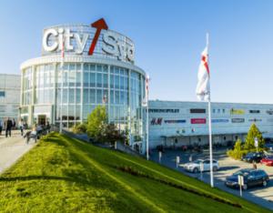 Im Einkaufszentrum City Syd in Trondheim wird gegenwärtig getestet, wie Energie in großen Einkaufszentren gespart werden kann©SINTEF