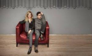 Seit dem 1. Januar 2015 sind JanJosef Liefers und Anna Loos Markenbotschafter für AtelierGARDEUR©GARDEUR
