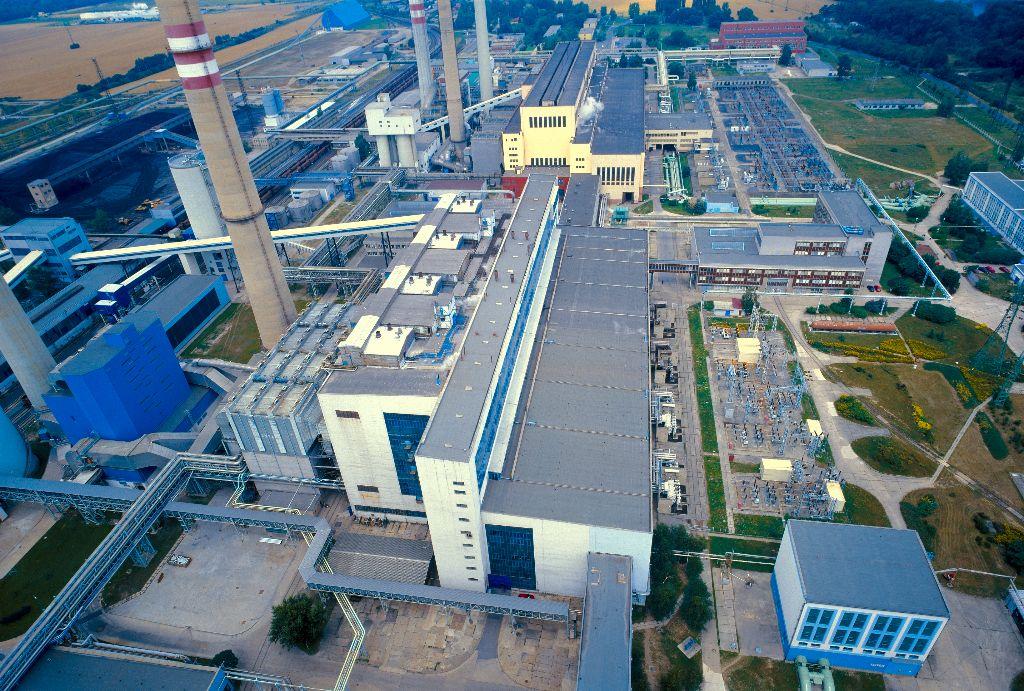 Das größte tschechische Energieunternehmen CEZ wurde ebenfalls von Investitionen des Government Pension Fund Global ausgeschlossen. Im Bild: das Kohlekraftwerk in Mělník©CEZ