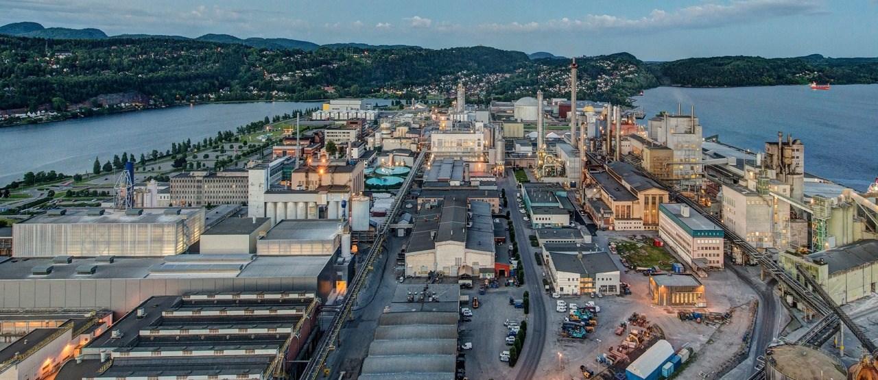 Im Industriepark Heroya starten in nächster Zeit einige neue Projekte©Industriepark Heroya