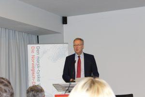 Petter Ølberg, Norwegischer Botschafter in Deutschland©Martin Hamre