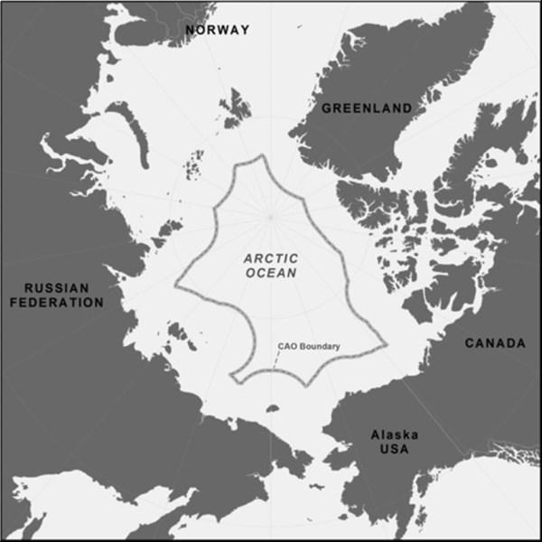 Die Anrainerstaaten der Arktis einigten sich auf ein Fischereiverbot und auf gemeinsame Forschungen©Regjeringen.no