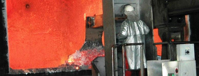 Norsk Hydro, einer der größten Aluminiumhersteller weltweit, betreibt in der EU mehrere Aluminiumwerke, die Aluminium in die USA exportieren. Von Norwegen aus wird kein Aluminium nach Amerika exportiert. Im Bild: die Hydro Aluminium Gießerei Rackwitz GmbH©Norsk Hydro