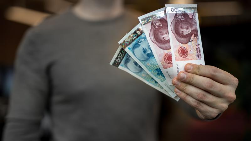 Alte Banknoten In Norwegen Nur Noch Bis 30 Mai 2018 Gultig Businessportal Norwegen