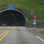 Eingang zum Tunnel unter dem Oslofjord, der von Drøbak nach führt.©Statens vegvesen