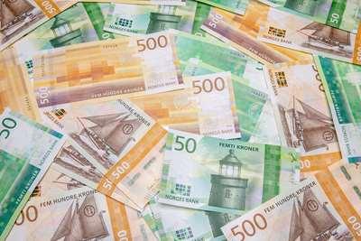 Neue 50 Und 500 Kronen Banknoten Jetzt In Norwegen Im Umlauf Businessportal Norwegen