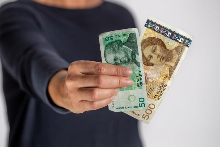 Norwegen Alte 50 Und 500 Kronen Banknoten Verfallen Businessportal Norwegen