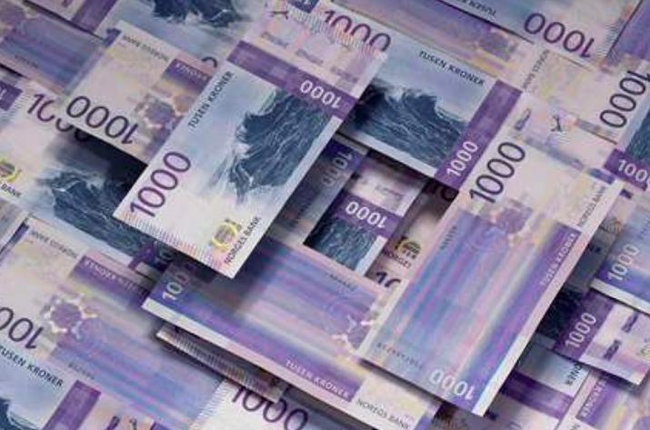 Norwegen Fuhrt Neue 1000 Kronen Banknote Ein Businessportal Norwegen