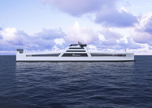 Mongstad wird Standort für erste Wasserstofffabrik für die Schifffahrt in Norwegen